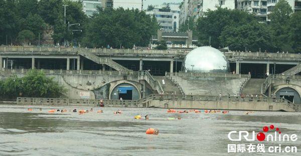 图片默认标题_fororder_漂游李庄活动从地标广场下水