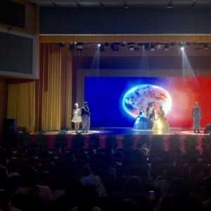 宜宾县成功举办大型魔幻环保亲子儿童剧...