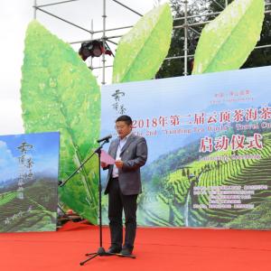 宜宾屏山县以茶为媒 深入推进乡村振兴战略