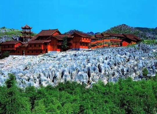 兴文石海景区