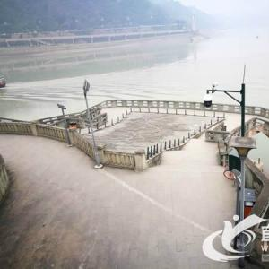 滨江公园市政园林设施提升改造 将在明...