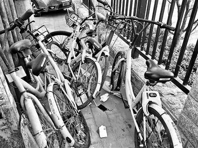 共享单车频现刹车问题归谁管