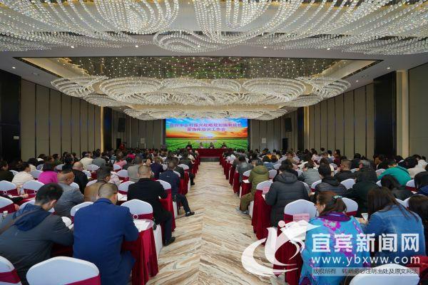 3月25日,宜宾市乡村振兴战略规划编制机构备选库培训工作会召开。 (宜宾新闻网 李清凌)