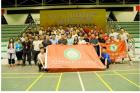 """宜宾市长宁县新阶联举办""""小城大爱篮球慈善赛""""公益活动"""