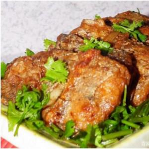 家常菜红烧小带鱼,简单美味,有用分期叫...