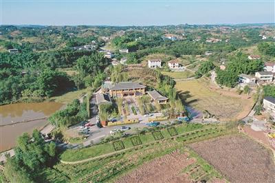 打造特色竹产业村